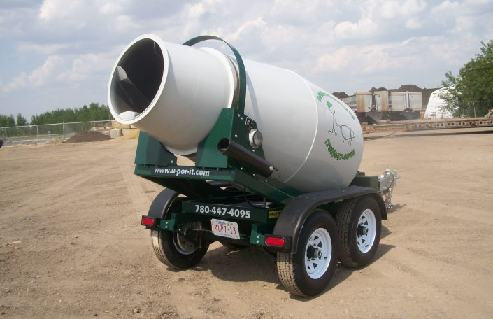 Concrete Cart for small batches